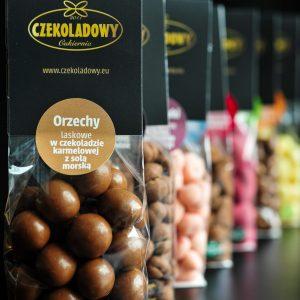 Orzechy & owoce w czekoladzie